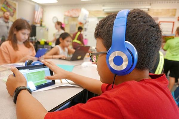 Bridgeport school blog