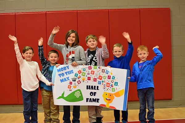 MobyMax Real Rewards Crossroads Elementary