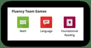 fluency team games 1